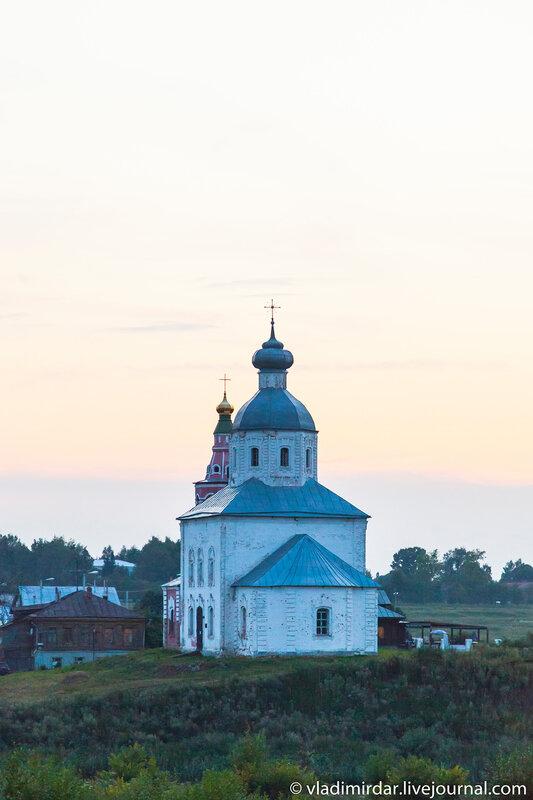 Ильинский храм в Суздале