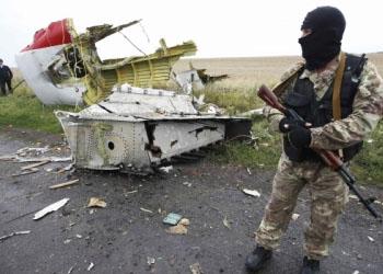 СБУ: Россия приказала сепаратистам спрятать черные ящики Boing-777