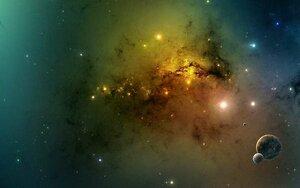 Астрономы получили снимки аналога Солнечной системы