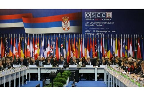 Встреча в ОБСЕ по замороженному конфликту в Приднестрове