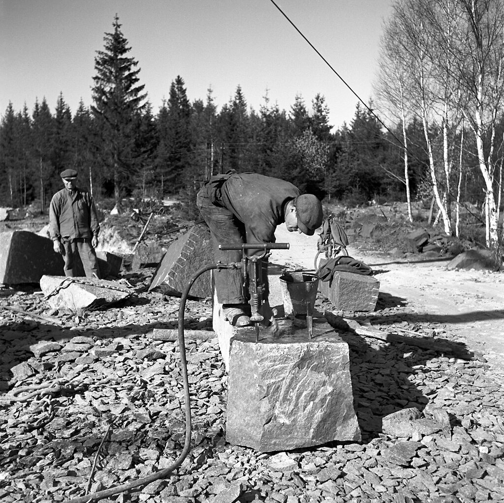 Kronoberg, Älmhult, Stenbrohult, Småland, Miljöer-Industrimiljö, Övrigt-Personal