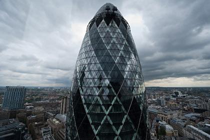 Лондонский небоскреб выставили на продажу