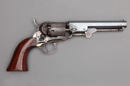В Казанском аэропорту был изъят револьвер 49-го года выпуска