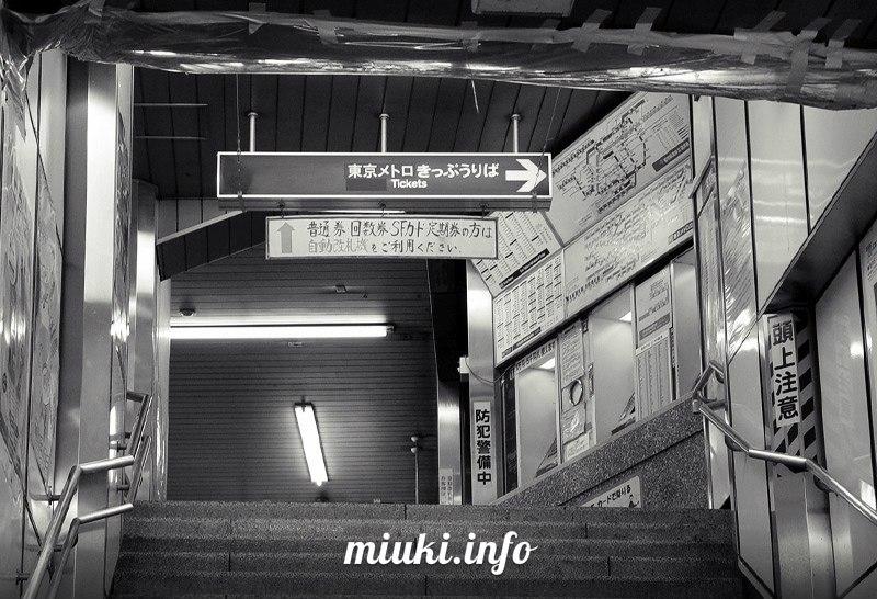 Японские поезда и метро (фото)