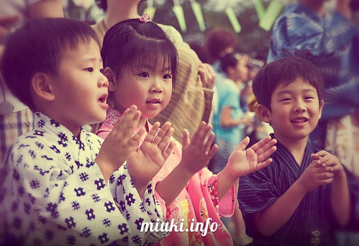 Японский менталитет и традиии воспитания детей в Японии