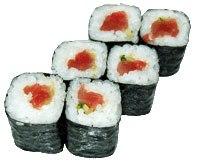 отличие роллов от суши