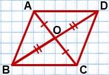 diagonali chetyirehugolnika peresekayutsya