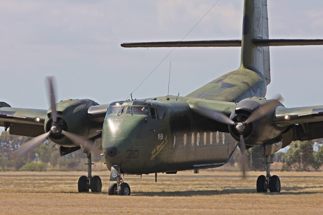 caribou а4-210, 10 самых странных летательных аппаратов в истории авиации