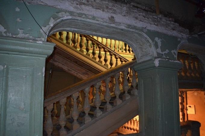 Руина в руине. Музей архитектуры имени Щусева