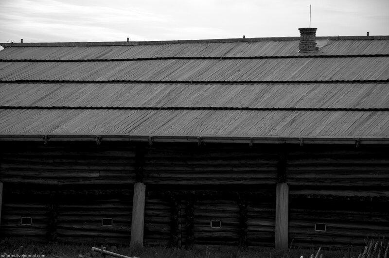 Архитектурный ансамбль Кижи