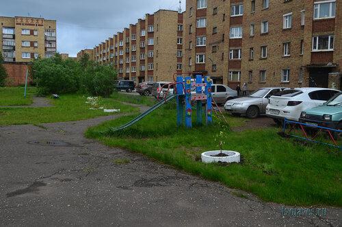 Фото города Инта №7032  Куратова 44, 42 и 48 11.07.2014_13:14