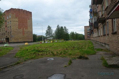 Фото города Инта №7201  Дзержинского 21а и 25 24.08.2014_13:44