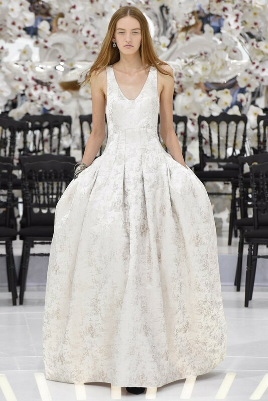 Christian dior haute couture 2014 2015 for Dior couture dress price