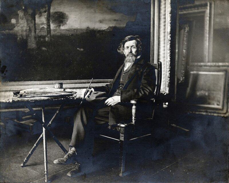 George Inness, 1890