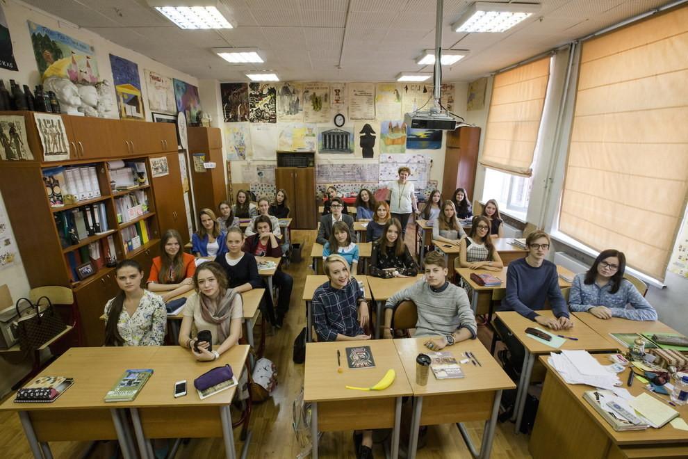 Как устроены школы в разных уголках мира (18 фото)