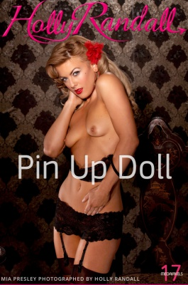Журнал Журнал HollyRandall: Mia Presley - Pin Up Doll (26-03-2014)
