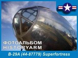 Книга Стратегический бомбардировщик B-29A (44-87779) Superfortress