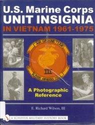 U.S.Marine Corps Unit Insignia in Vietnam 1961-1975