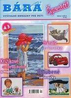 Журнал Časopis Bára Špeciál obrázky s detskou tématikou jpg  164Мб