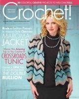 Журнал Crochet! - Autumn 2012 jpg 53Мб скачать книгу бесплатно