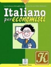 Книга Italiano per economisti