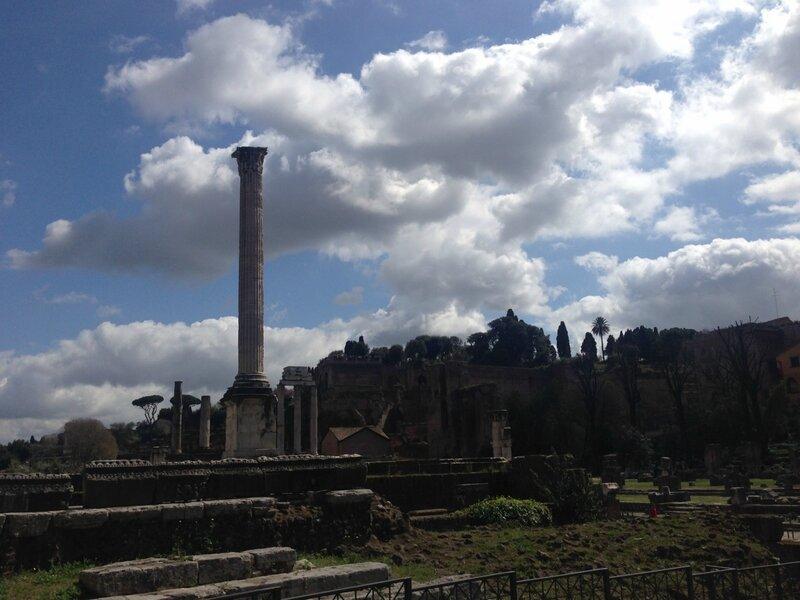 5. колонна византийского императора Фоки.JPG
