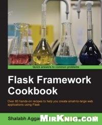 Книга Flask Framework Cookbook