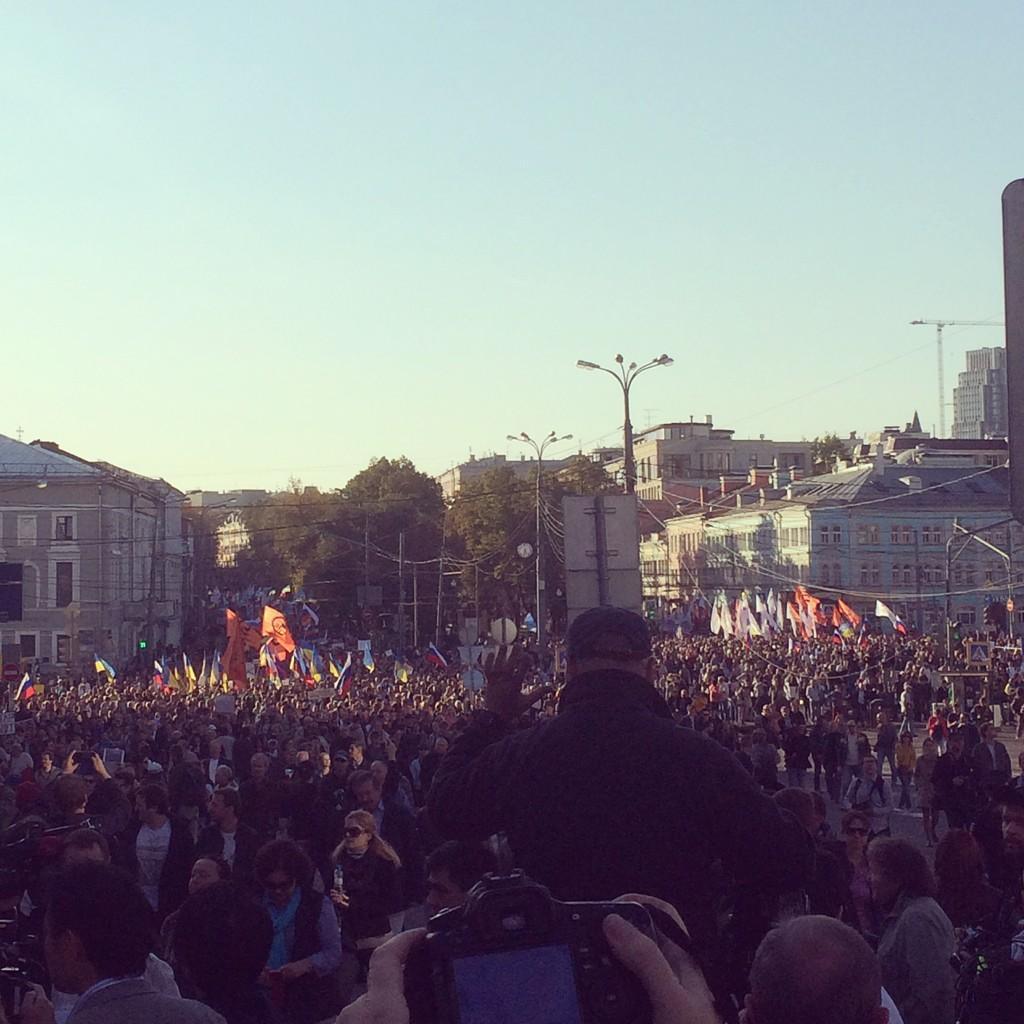 марш мира