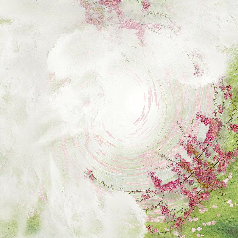 【制作网页素材篇】唯美的综合背景素材13 - 浪漫人生 - .