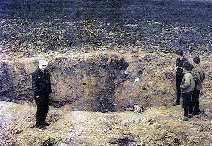 Загадочные места и аномальные зоны Башкирии
