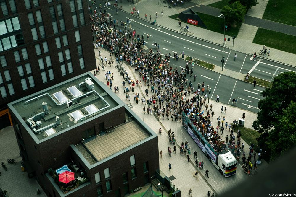 Гамбург гей-парад