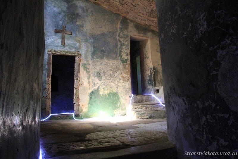 Синтра, монастырь капуцинов