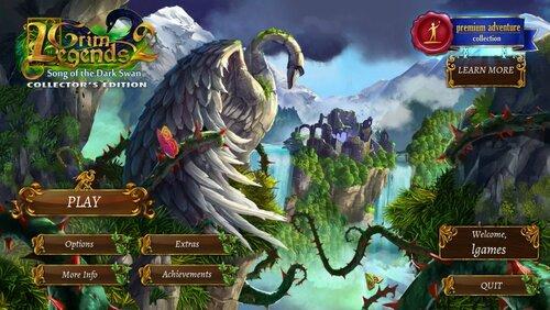 Grim Legends 2: Song of the Dark Swan CE