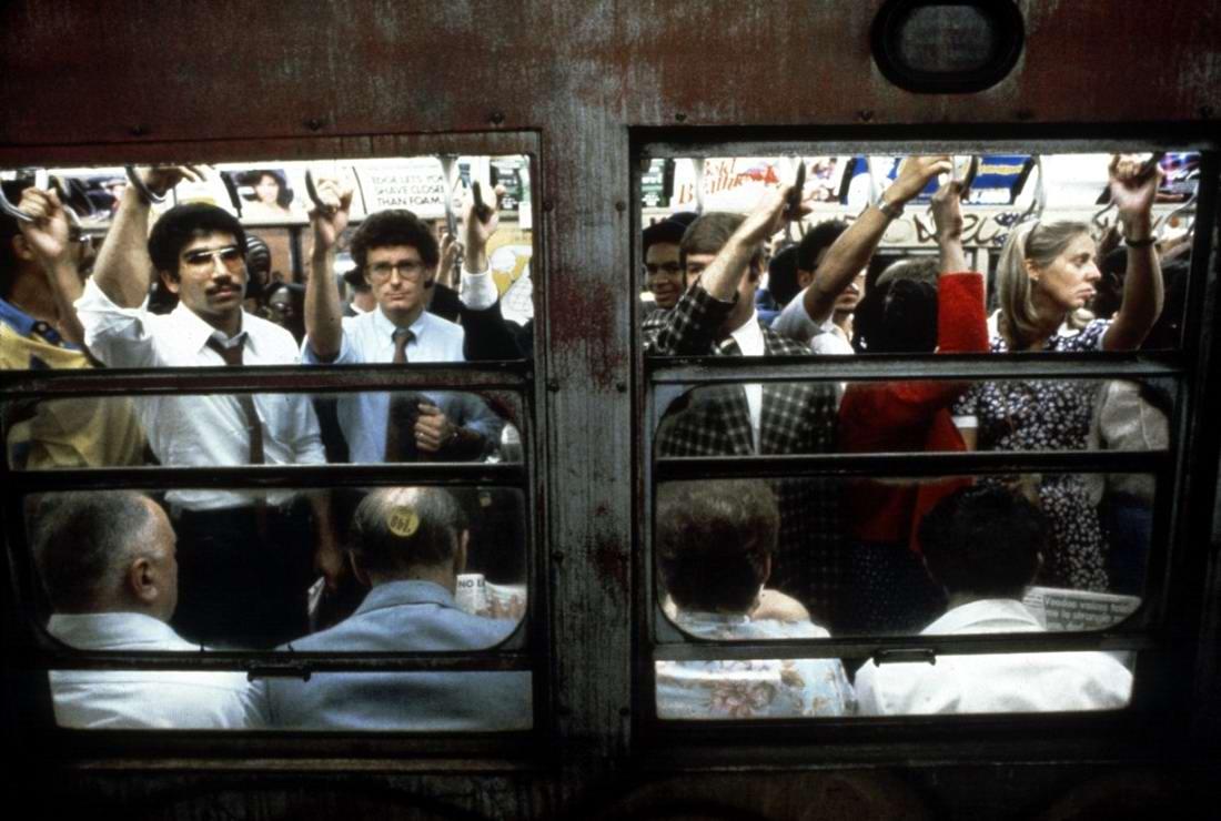 Американский фотограф Christopher Morris: Граффити и андеграунд нью-йоркского метро (24)