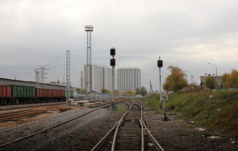 Выходные по Черкизово и ветка на электрозавод