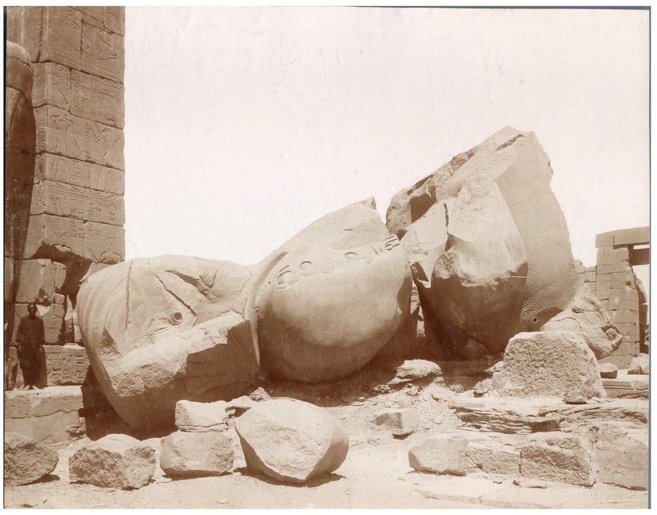 Карнак. Руины. 1875