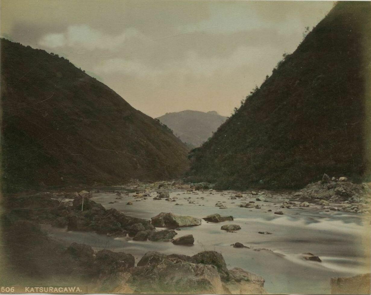 Река Катсурагава