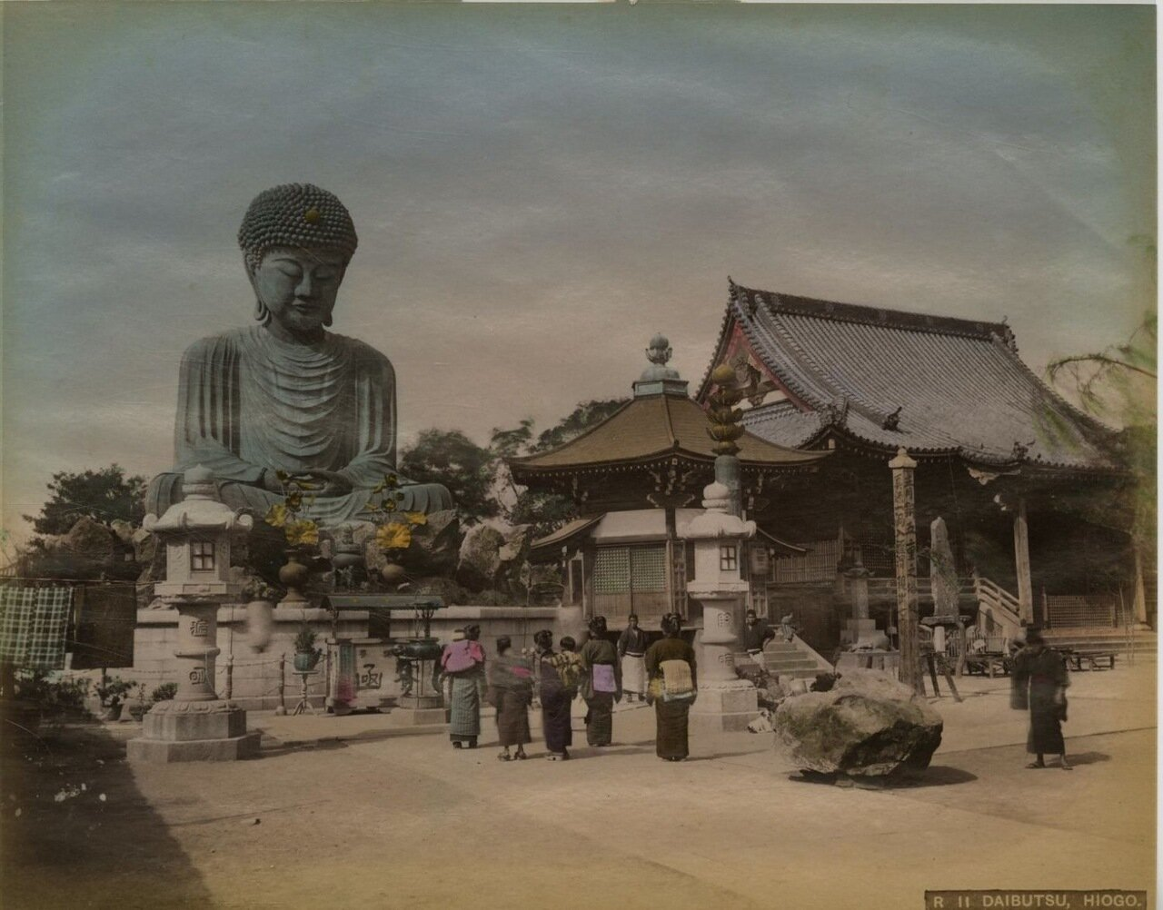 Киото. Дайбуцу Хиого
