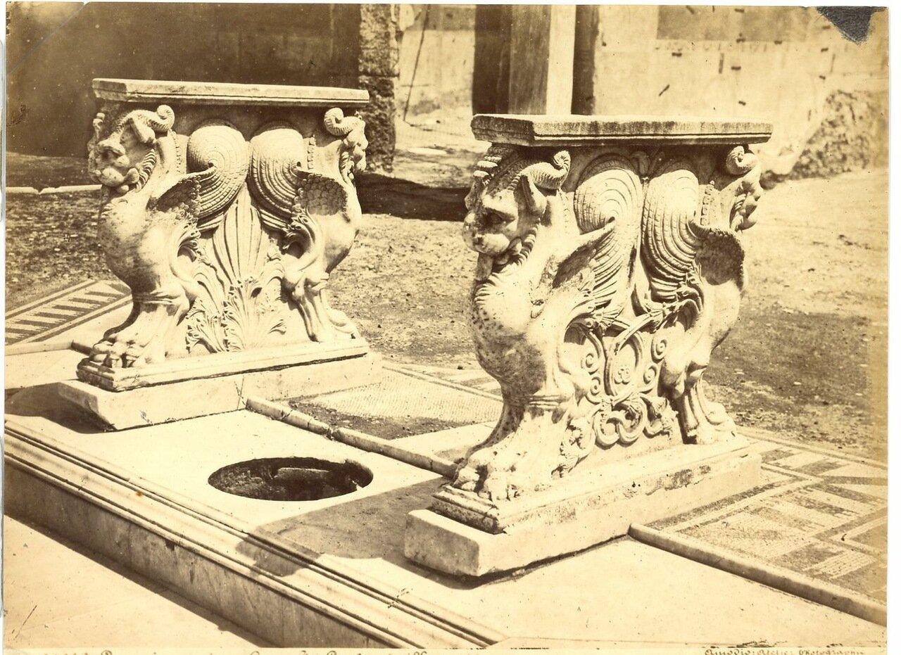 1875. Деталь из дома Корнелия Руффа