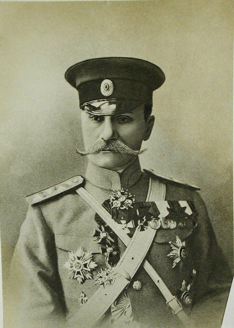 24. Портрет генерала от инфантерии П.А.Лечицкого - командующего 9-й армией