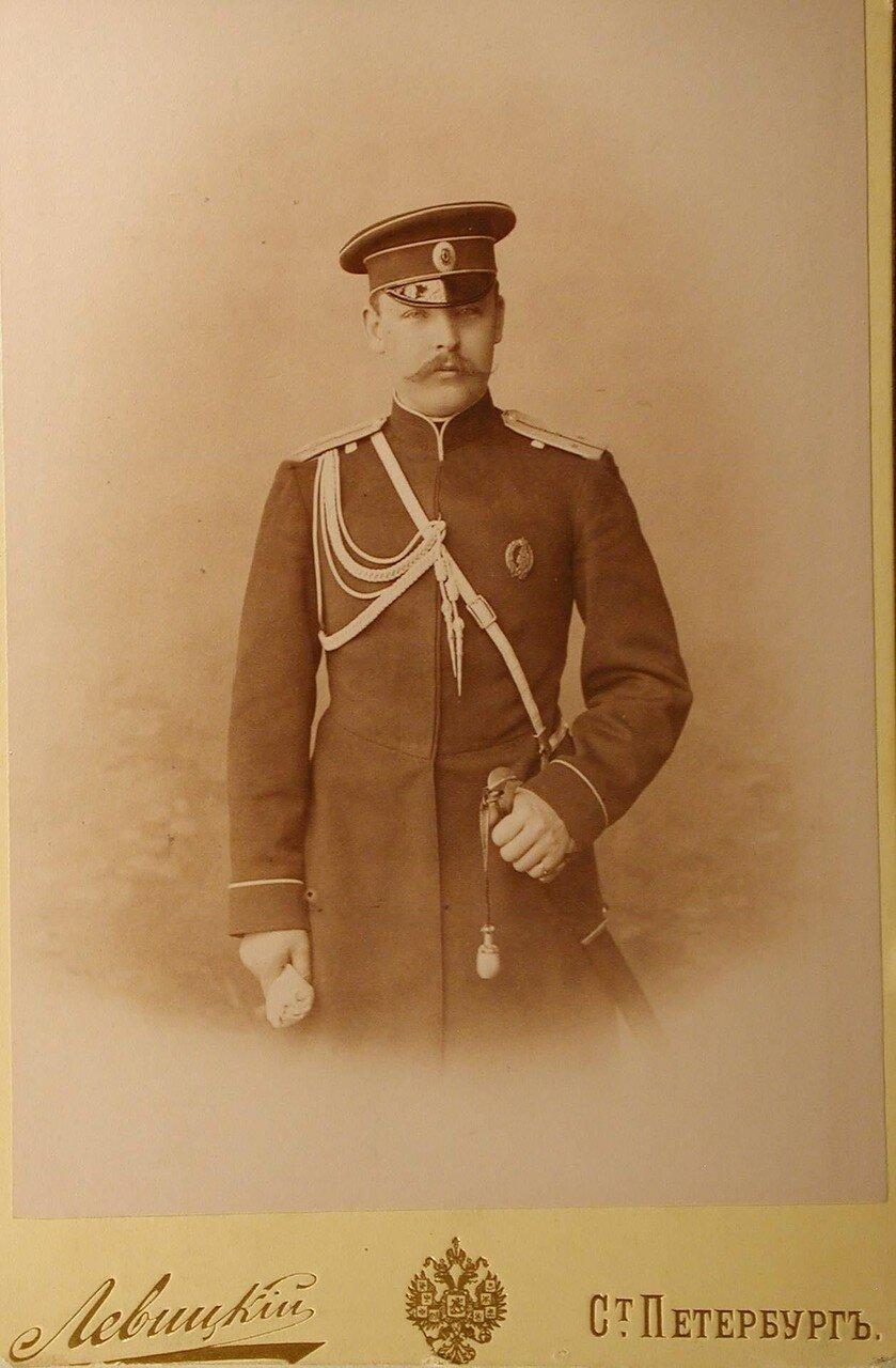Граббе Александр Николаевич (1864-1947) - граф, генерал-майор Свиты Его императорского величества , командир Собственного Его императорского величества Конвоя