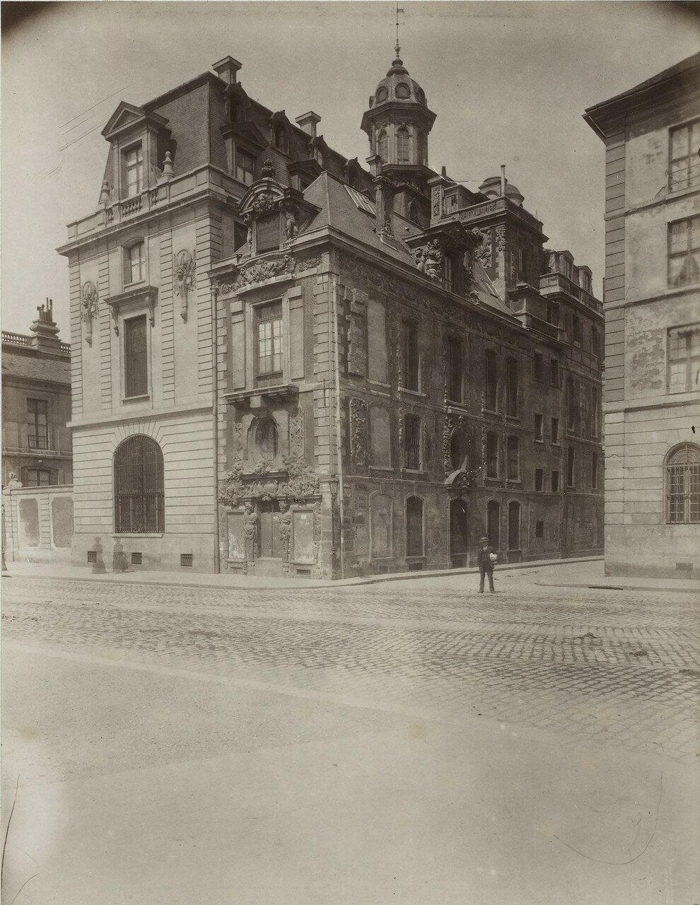 1900. Особняк «Ла Валетт»