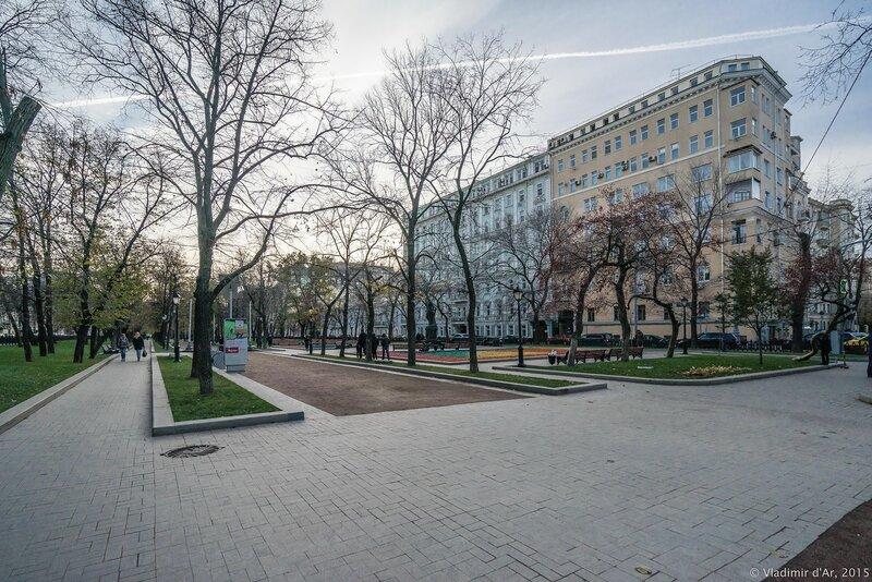 Тверской бульвар 17 - 19