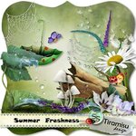 Scrap kit Summer Freshness