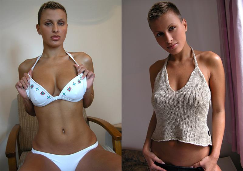 Чешская порноактриса Veronica Vanoza (Veronika Bittnerova)