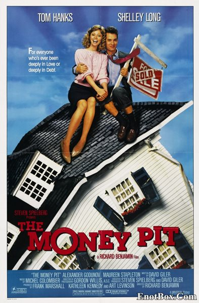 Прорва / The Money Pit (1986/DVDRip-AVC)
