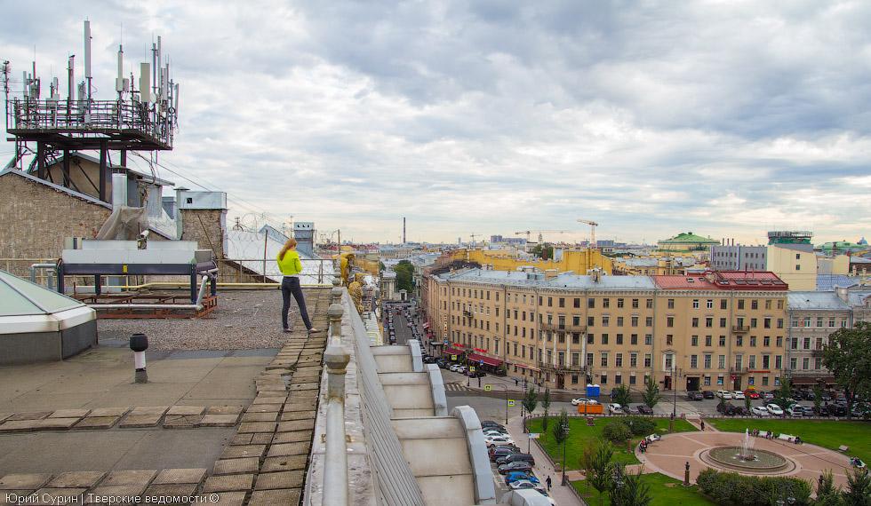 Петербург, технология LTE-advanced, МегаФон