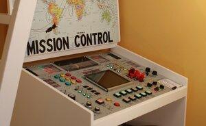 Американец спроектировал для детей аналог космического корабля