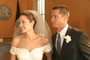 Долгожданная свадьба Анджелины Джоли и Бреда Питта