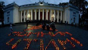 В Лиссабоне открыта выставка, посвященная трагедии в Одессе